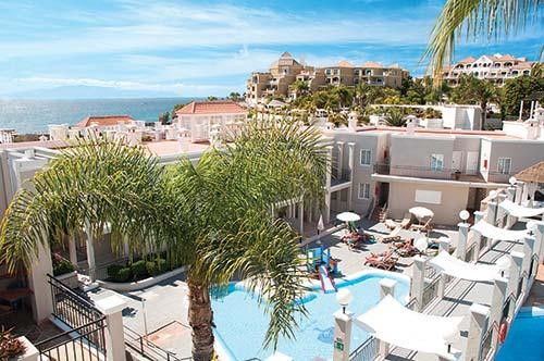 Lagos De Fanabe Tenerife Timeshare Apartment For Sale