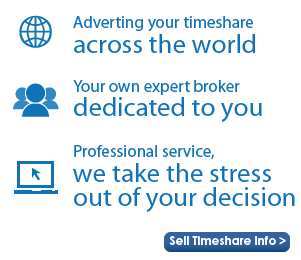 Selling your timeshare